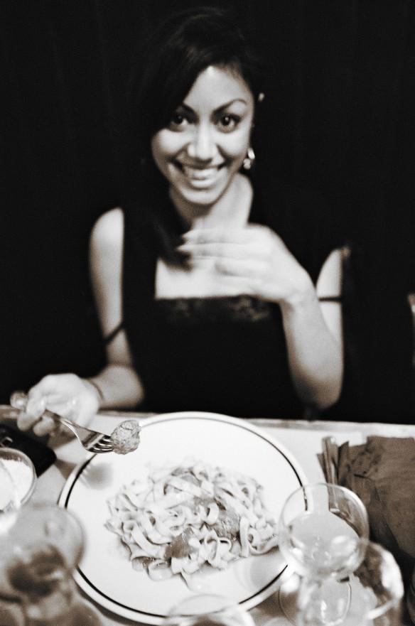 il cibo e'gioia